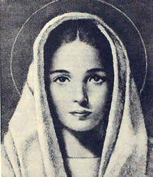 Marie, comblée de Grâce ...