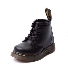 Toddler Dr. Martens Black Dr.Martens size US7 excellent condition with box Dr. Martens Shoes