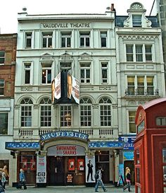 Vaudeville - The Strand,  WC2R 0NH