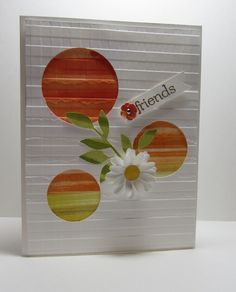 ATCAS#14 Circle (S) for Friends by nancy littrell - Cards and Paper Crafts at Splitcoaststampers - details in the post.