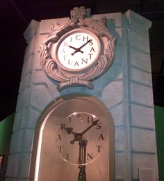 Rich's clock - from the Rich's department store exhibit at the Breman Museum in Atlanta