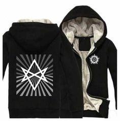 Fleece Hoodie, Hooded Sweatshirts, Hoodies, Black Zip Ups, Plus Size Outfits, Adidas Jacket, Black And Grey, Winter, Sweaters