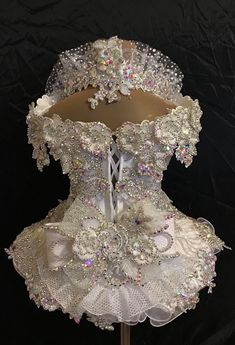 Toddler Pageant Dresses, Glitz Pageant Dresses, Pagent Dresses, Pageant Wear, Girls Dresses, Pageant Tips, Beauty Pageant, Fairy Costume For Girl, Little Girl Princess Dresses