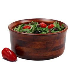 "Woodard & Charles Cherry Finish Wooden Salad Bowl size 13"" x 5"" VideoPal Video Pal is a revolutionary new app that gets you more leads, sales and profits on autopilot!Online Course: The real steps for successful weight loss Discover the REAL Strategies For Proper Weight Loss That... see more details at https://bestselleroutlets.com/home-kitchen/kitchen-dining/dining-entertaining/bowls/salad-bowls/product-review-for-woodard-charles-13-inch-x-5-inch-salad-bowl-che"