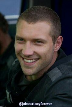 Jai Courtney -- I cannot wait to see him as Kyle Reese in the new Terminator film <3