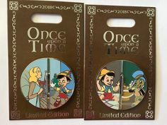 Disney Once Upon A Time Pin ~ Dumbo pin LE 2000
