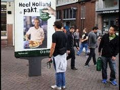 La Place livestreams with a chef! | JCDecaux The Netherlands