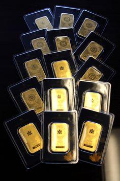 1 oz Royal Canadian Mint Gold Wafer Bar #goldwafer #gold #finegold