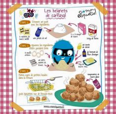 Pour plus clique ci-dessous Illustration Book, Food Illustrations, Tupperware, Healthy Toddler Breakfast, Drink Recipe Book, Little Chef, Cooking With Kids, Cooking Classes, Mardi Gras