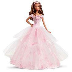 Barbie Collector 2016 Birthday Wishes Barbie Hispanic Doll