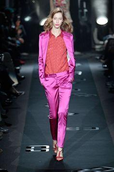 Fall Fashion 2013 Pink Diane von Furstenberg XO