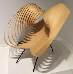 Laura Kishimotou0027s Yumi Chair II