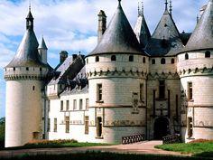 Chateau-de-Chaumont a must see  Visit Loire Valley Castles France