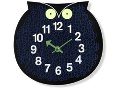 Le Hibou Clock...