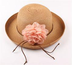 sombreros damas de rafia ala corta - Buscar con Google
