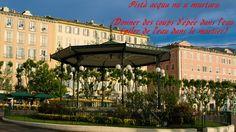 Bastia, la place Saint Nicolas