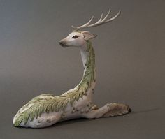 Kirin - Back View by The-Elven-Artisan.deviantart.com on @deviantART