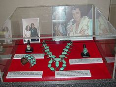 ELVIS JEWELRY: Turquoise collection