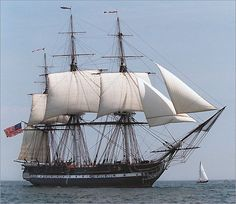 USS Constitution, US Navy's Oldest Commissioned Ship #americabound #newenglandbound @Sheila S.P. Collette Farm