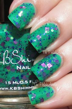 kbshimmer - the dancing green - summer 2013 collection?
