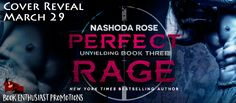 Renee Entress's Blog: [Cover Reveal] Perfect Rage by Nashoda Rose