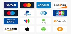 One small and repeatedly ignored characteristic of mobile and web app eCommerce design are those small icons that are used to indicate several payment methods. But, those small payment method icons are important element of eCommerce website or mobile app.