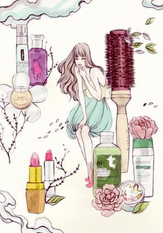 Illustrations by Soleil Ignacio ☼  http://choleil.com