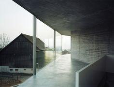 © Walter Mair Architects: Christian Kerez Location: Witikon, Zurich, Switzerland Year: 2007 Photographs: Walter Mair Project Team: Jürg Keller,