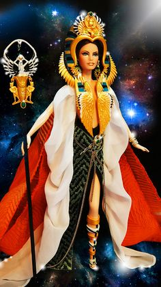 Cleopatra -- Queen of the Nile by possiblezen on Flickr