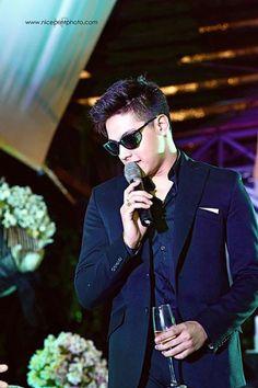 LOOK: Star-studded wedding of Daniel Padilla's brother | ABS-CBN News
