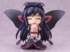 Amazon.com: Good Smile Company - Accel World Nendoroid Action Figure Kuroyukihime 10 cm: Toys & Games