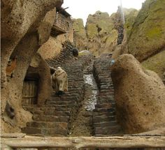 A PEACEFUL mountain village in Afghanistan.  Is SLEEP IN A CAVE ON YOUR BUCKET LIST?  If so, you've come to the right place.
