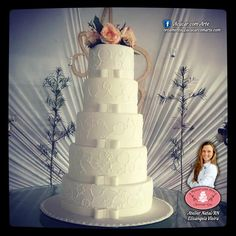 The Big Wedding Cake