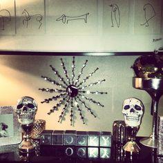 Halloween decor- urbanity interiors