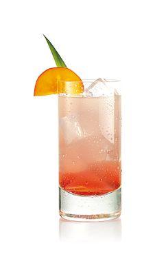 Maui Punch (1 Part Pinnacle Tropical Punch Vodka 2 Parts Ginger Ale Splash Cranberry Juice Splash Grenadine)