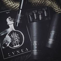 @taxilhoax's selection of #lvnea perfumes  Excited to receive my necklace from her!