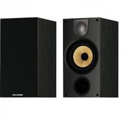 Bowers & Wilkins 686 S2 Bookshelf Speakers Bookshelf Speakers, Bookshelves, Apple Tv, Bookcases, Book Shelves, Bookcase