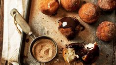 Cinnamon bombolini recipe - 9Kitchen