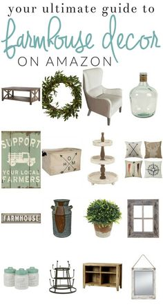 Discover an amazing and inexpensive resource for decorating your home - Amazon home decor finds. Decorate with the click of a mouse, while saving time and money. Snag these home decor finds with Prime shipping!