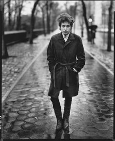 Bob Dylan by Richard Avedon.  one of my fave photographers of all time.