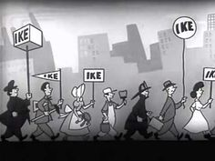 """Eisenhower's """"I Like Ike"""" Ad"""
