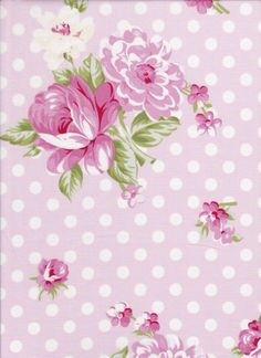 Rosey Rose And Mums In Light Pink With Minky By DesignsbyChristyS 3000