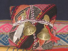 Mesa or Medicine Bundle used by the Q'uero in ceremony.  www.SecretsoftheShaman.com
