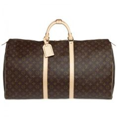 Louis Vuitton Keepall 60 - I am going to need this bag SOON!  I plan on travelling.