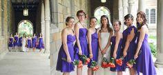 Law Quad, Ann Arbor, Michigan wedding photography