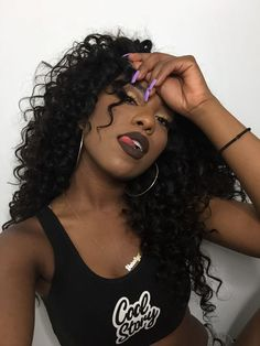 Curly Hair 16 18 20 with 16 Closure
