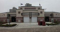 Charlotte West Stadium Entrance