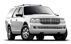 2012 Lincoln Navigator White- a dream machine....Now that's my future car..I can only dream..=)