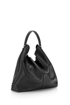 This slouchy bag is full of details we love, such as a modern hobo silhouette and just the right amount of studding.