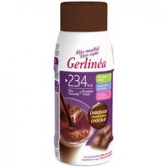 GERLINEA SHAKE SLABIT CIOCOLATA, 236 ml